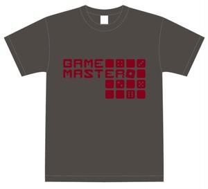 ゲームマスターTシャツ(チャコール)