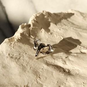 GEMME ANIMALS Elephant pierce