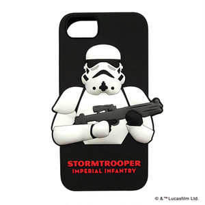 STARWARS/SILICONE iPhone CASE/YY-SW014 SR