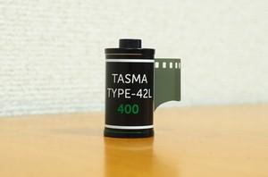 【35mm モノクロネガ】FOQUS(フォーカス) TASMA Type-42L 35枚撮り
