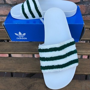 Deadstock Adidas Adilette Made In Italy UK8