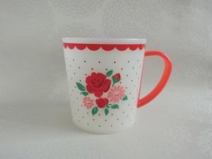 Ginger Sugar プラマグカップ(ローズ)