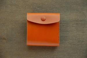 コンパクト二つ折り/COPPEN(柿色)