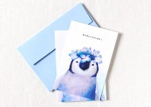 ポストカード2枚セット[ありがとうカード]
