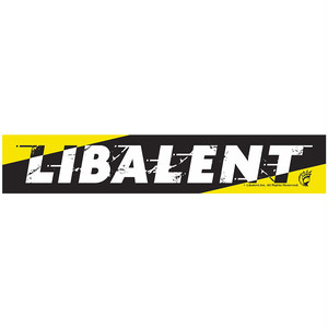 Libalent オリジナルマフラータオル