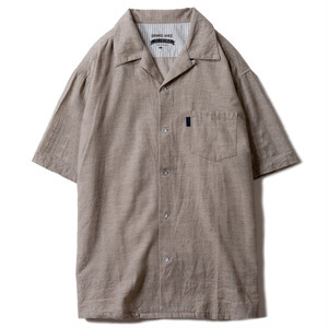 ANASOLULE  Camp Shirt