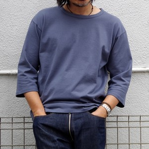 one f HB Tee BLUE GRAY 再入荷