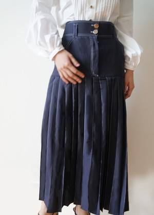 IAPETUS PLEATS SKIRT【全額】