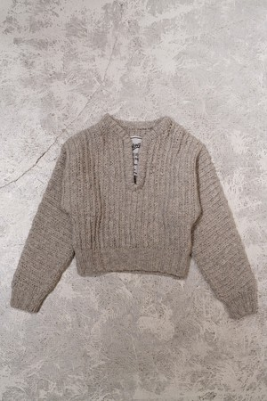 NOWOS / PULLOVER KNIT