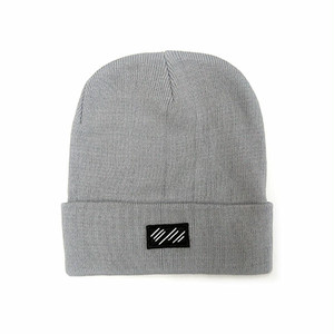 scar /////// BLOOD BEANIE (Grey)