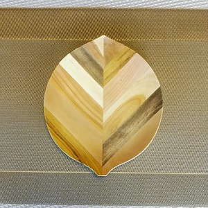 木葉皿(小)