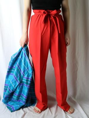 color easy pants【5535】