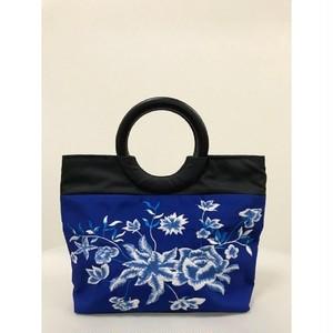 ベトナムバッグ 刺繍 ハンドバッグ 手提げ 鞄 ベトナム雑貨