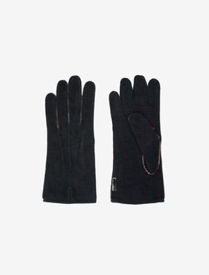 FENDI SUEDE GLOVES