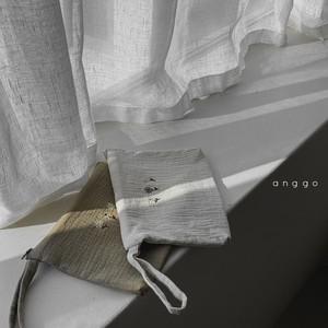 【2021SS予約】【anggo】canola pouch