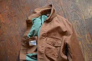 Tinkers cotton duck hunting work jkt