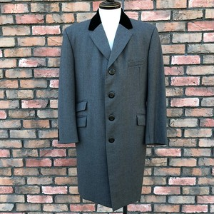 Barney Goodman Gentleman Style Chesterfield Coat