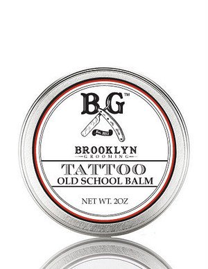 BROOKLYN GROOMING Tattoo Balm