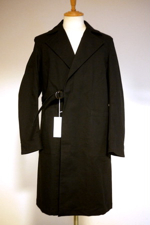 TIELOCKEN COAT Black