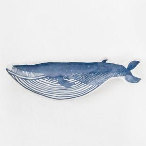 KATAKATA印判手豆皿(クジラ大)