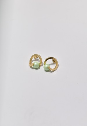 spiral pierce Green