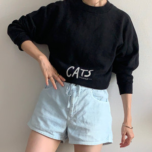 Cats sweat top
