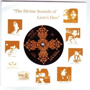 "LION'S DEN / CARL MEEKS(7""レコード)"