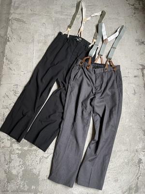 remake suspender pants
