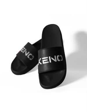 XENO SLIDES SANDAL Black