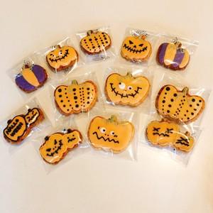 かぼちゃアイシングクッキー