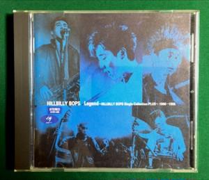Legend Single Collection PLUS(レジェンド シングルコレクション プラス)/HILLBILLY BOPS(ヒルビリーバップス) キティ