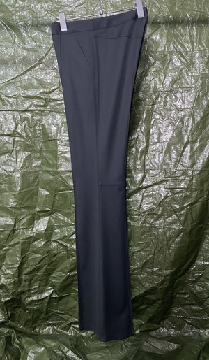 SS2004 JOHN GALLIANO FITTED FLARE TROUSERS