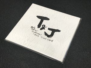 CD・T&J solo guitar traditional tunes