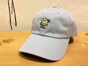 [ HUF ] FEELIN IT CURVED VISOR 6 PANEL