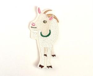山羊■やぎ■ワッペン
