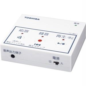 東芝 防犯用電話自動応答 録音アダプター TY-REC1