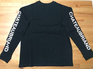 【送料込】WAGYUMAFIAオリジナル CHATEAUBRIAND ロングTシャツ デザインA