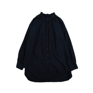 【eka】全2色 フリルシャツ