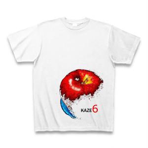 KAZE 6 りんご Tシャツ