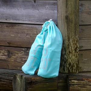 """最終価格! CLUBER BASE Original Pants Shoe Pack """"DUM SPIRO SPERO"""" クリックポストで発送します"""