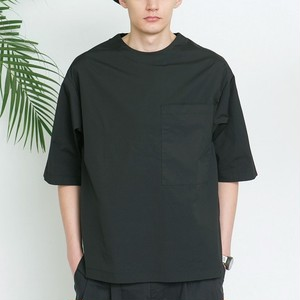 "SAY! / セイ!|  "" PULLOVER BIG SHIRTS "" black"