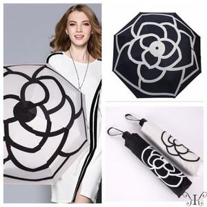 カメリア 晴雨兼用 折り畳み傘 日焼け対策傘 camellia オンブレル アンブレラ