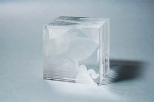 Circulation Paper Weight