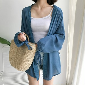 3 color lace cardigan