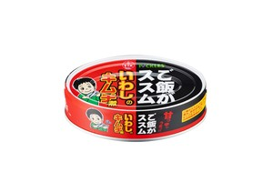 ご飯がススムいわしのキムチ煮(1缶)