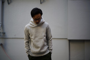CURLY / RAFFY PO PARKA (GRAY)