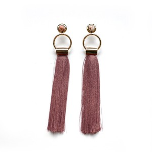 SOL Earrings GOLD/PINK