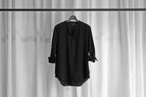 ASKYY / LAYERED TUNIC -3 years later- / BLK