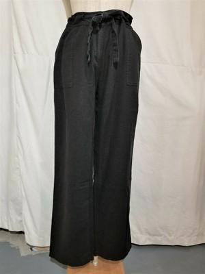 Linen rayon easy pants [K-280]
