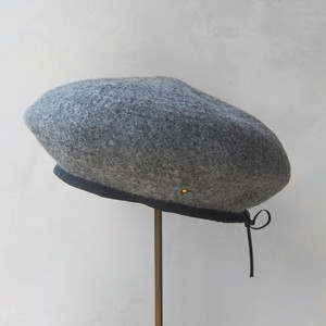 Nine Tailor Alnwick beret L.gray